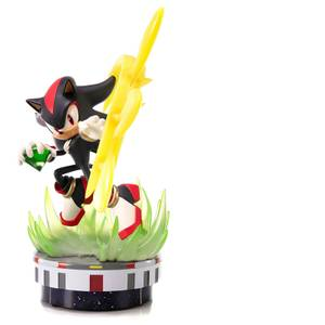 First 4 Figures Sonic the Hedgehog Statue Shadow the Hedgehog Chaos Control 50 cm