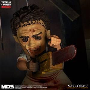 Mezco Designer Series Texas Chainsaw Massacre Leatherface 6 Inch Figure