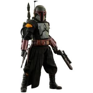 Hot Toys Star Wars The Mandalorian Action Figure 1/6 Boba Fett (Repaint Armor) 30 cm
