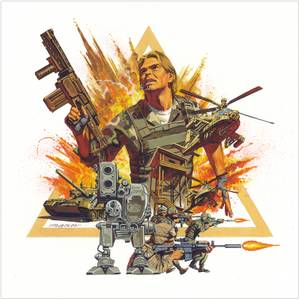 "Mondo - Metal Gear (Original MSX2 Video Game Soundtrack) 10"" (Transparent Green)"