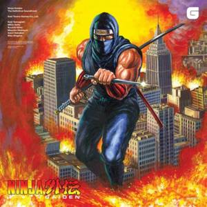 Brave Wave - Ninja Gaiden (The Definitive Soundtrack) 4xLP