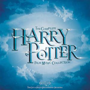 The Complete Harry Potter Music Collection 4xLP