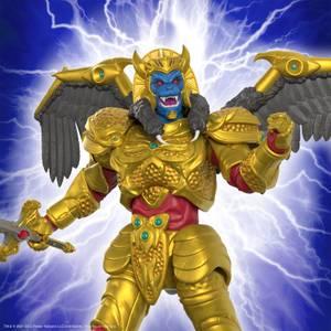 Super7 Mighty Morphin Power Rangers ULTIMATES! Figure - Goldar