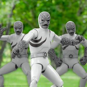 Super7 Mighty Morphin Power Rangers ULTIMATES! Figure - Putty Patroller
