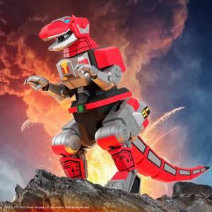 Super7 Mighty Morphin Power Rangers ULTIMATES! Figure - Tyrannosaurus Dinozord