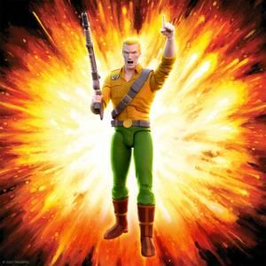 Super7 G.I. Joe ULTIMATES! Figure - Duke