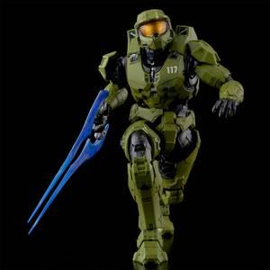 1000Toys Halo Infinite RE:EDIT 1/12 Scale Figure - Master Chief John-117 (Mjolnir Mk VI [GEN 3] Armor)