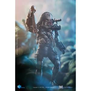 HIYA Toys Predator Exquisite Mini 1/18 Scale Figure - Open Mouth Jungle Predator