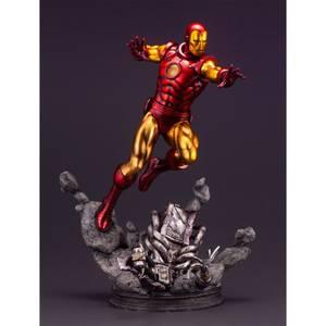 Kotobukiya Avengers Fine Art Statue - Iron Man