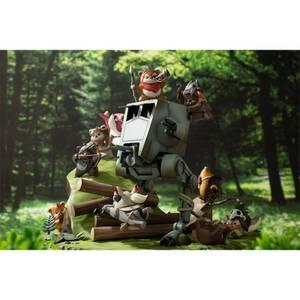 Kotobukiya Star Wars: The Artist Series ARTFX Statue - Battle of Endor The Little Rebels
