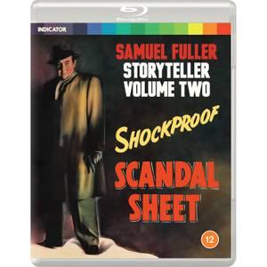 Samuel Fuller: Storyteller Volume Two (Standard Edition)