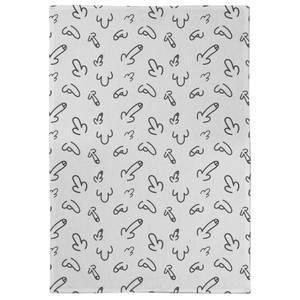 Todgers Tea Towel