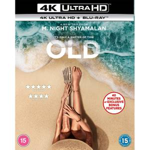 Old - 4K Ultra HD (Includes Blu-ray)