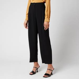 See By Chloé Women's Crepe Trousers - Black