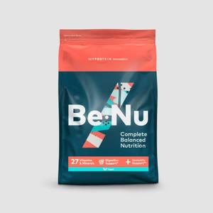 BeNu Complete Nutrition Vegan Shake Subscribe & Gain