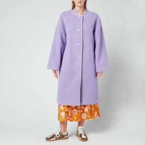 Stine Goya Women's Beth Coat - Lilac