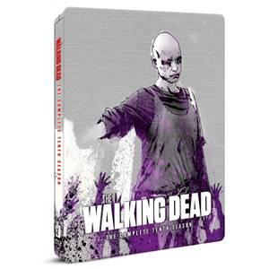 Steelbook Blu-ray The Walking Dead Saison 10 - Exclusivité Zavvi
