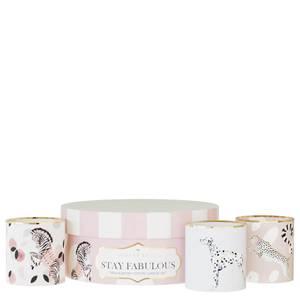 Yvonne Ellen Stay Fabulous Candle Gift Set