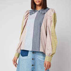 Munthe Women's Robert Shirt - Indigo