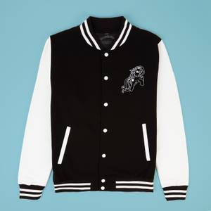 My Little Pony Starshine Unisex Varsity Jacket - Black