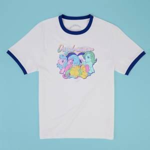 My Little Pony Daydreamer Unisex Ringer T-Shirt - White/Navy