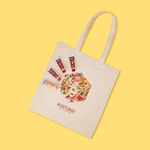 Burt's Bees x Ingrid Sanchez Tote Bag