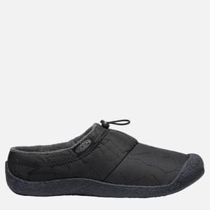 Keen Men's Howser III Slide Slippers - Triple Black/Black