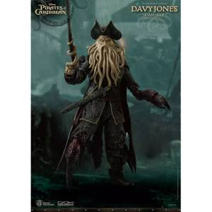 Beast Kingdom Pirates Of The Caribbean: At World's End Dynamic 8ction Heroes Figure - Davy Jones