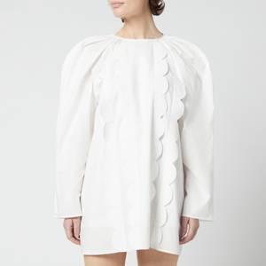Naya Rea Women's Valeria Shirt Dress - White