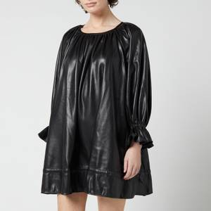 Naya Rea Women's Heidi Vegan Leather Dress - Black