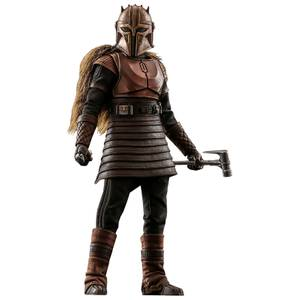 Hot Toys The Mandalorian The Armorer Television Masterpiece Series 1/6 Scale Action Figure Toy Fair Exclusive