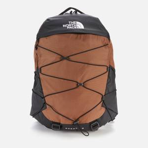 The North Face Borealis Backpack - Pinecone Brown/TNF Black
