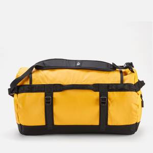 The North Face Base Camp Duffel Bag S - Summit Gold/TNF Black