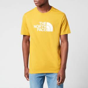 The North Face Men's Easy T-Shirt - Arrowwood Yellow