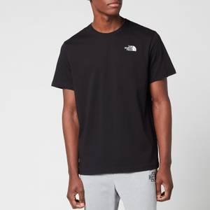 The North Face Men's Redbox Celebration T-Shirt - TNF Black