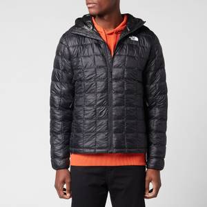 The North Face Men's Thermoball Eco Hooded Jacket - TNF Black