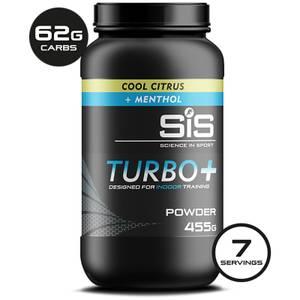 Science in Sport Turbo+ Energy Drink Powder 455g Tub