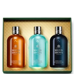 Molton Brown Woody and Aromatic Bathing Gift Set