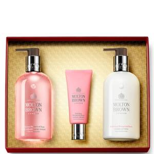 Molton Brown Delicious Rhubarb and Rose Hand Gift Set