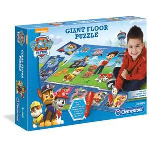 Clementoni Interactive Giant Floor Puzzle - Paw Patrol