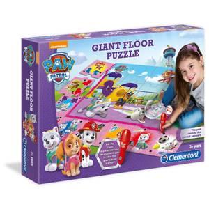 Clementoni Interactive Giant Floor Puzzle - Paw Patrol Girls