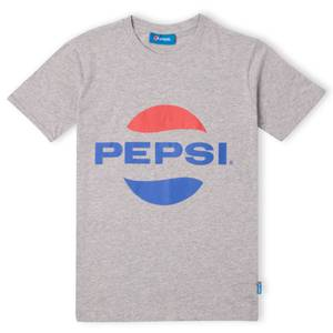 Pepsi Logo Men's T-Shirt - Grey