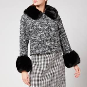 Shrimps Women's Clay Jacket - Grey & Black