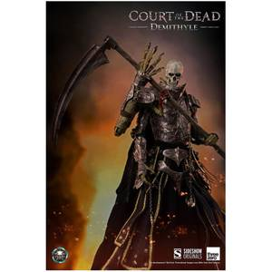 ThreeZero Court Of The Dead 1/6 Scale Collectible Figure - Demithyle (Retail Edition)