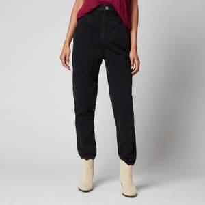 Isabel Marant Women's Nadeloisa Jeans - Black