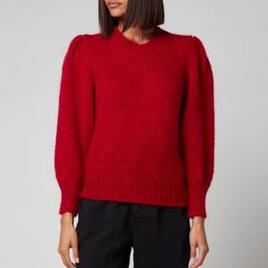 Isabel Marant Women's Emma Jumper - Red