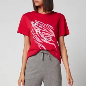 Isabel Marant Women's Zaof T-Shirt - Red