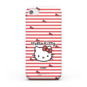 Hello Kitty Red Bow Classic Phone Case for iPhone and Android