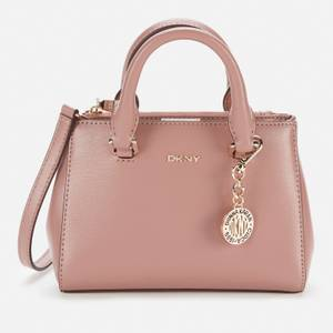 DKNY Women's Bryant-Small Shopper Bag -Sutton - Antique Rose
