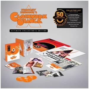 A Clockwork Orange - Zavvi Exclusive 4K Ultimate Collector's Edition Steelbook (Includes 2D Blu-ray)